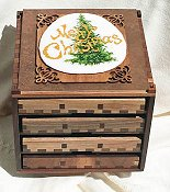 Keslyn's - Boxed Treasures Christmas Tree THUMBNAIL