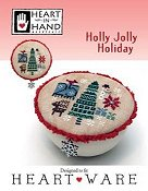 Heart In Hand Needleart - Holly Jolly Holiday THUMBNAIL
