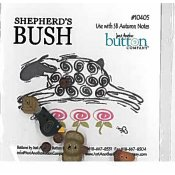 Jabco Button Pack - Shepherd's Bush - Autumn Notes