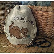 Scattered Seed Samplers - Miss Kitty's String Bag_THUMBNAIL