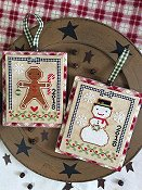 Annie Beez Folk Art - Christmas Cookies