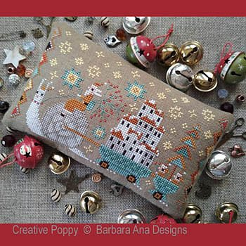 Barbara Ana Designs - Christmas Is Coming MAIN