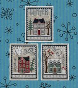 Waxing Moon Designs - Winter House Trio THUMBNAIL