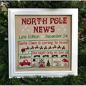 Pickle Barrel Designs - North Pole News THUMBNAIL