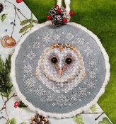 Blackberry Lane Designs - Winter Snow Owl