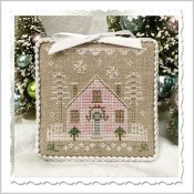 Country Cottage Needleworks - Glitter Village - Glitter House 2 THUMBNAIL