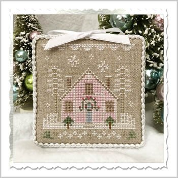 Country Cottage Needleworks - Glitter Village - Glitter House 2 MAIN
