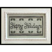 Country Cottage Needleworks - Happy Holidays THUMBNAIL
