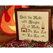 Pickle Barrel Designs - Deck The Halls THUMBNAIL