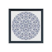 Works By ABC - Gossamer Lace In Cross Stitch