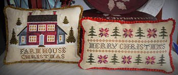 Abby Rose Designs - Farmhouse Christmas MAIN