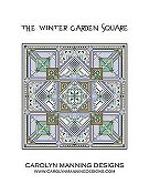Carolyn Manning Designs - Winter Garden Square THUMBNAIL