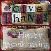 Mani Di Donna - Thanksgiving Pillows