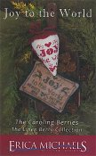 Erica Michaels - The Linen Berry Collection - Caroling Berries - Joy to the World THUMBNAIL