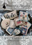 Heartstring Samplery - Festive Little Fobs - Winter Edition_THUMBNAIL