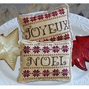 Abby Rose Designs - Joyeux Noel THUMBNAIL