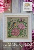 Cottage Garden Samplings - Songbird's Garden 6 - Summer Bliss