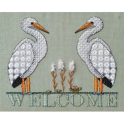 MarNic Designs - Stork Welcome