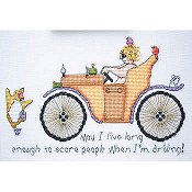 MarNic Designs - When I Grow Old... May I Live Long Enough To Scare People When I'm Driving!