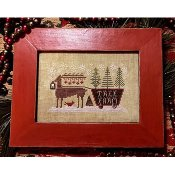 Homespun Elegance - Country Spirits Collection - Delivering The Trees_THUMBNAIL
