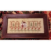 Homespun Elegance - Merry Noel Collection - Joyous Faith