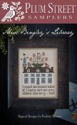 Plum Street Samplers - Miss Bingley's Library