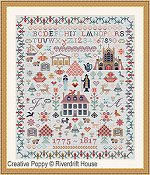 Riverdrift House - Jane Austen Sampler THUMBNAIL