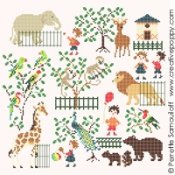 Perrette Samouiloff - Baby At The Zoo_THUMBNAIL