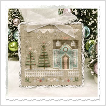Country Cottage Needleworks - Glitter Village - Glitter House 3