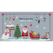 Les Petites Croix De Lucie - Welcome To The North Pole_THUMBNAIL