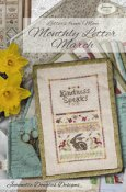 Jeannette Douglas Designs - Letters From Mom - Monthly Letter March THUMBNAIL