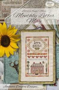Jeannette Douglas Designs - Letters From Mom - Monthly Letter May