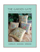 Carolyn Manning Designs - The Garden Gate - Cross Stitch Smalls Collection THUMBNAIL