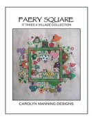 Carolyn Manning Designs - Faery Square - It Takes A Village Collection THUMBNAIL