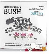 Jabco Button Pack - Shepherd's Bush - Merry Notes THUMBNAIL