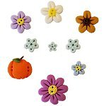 Button Pack - Four Seasons Home THUMBNAIL