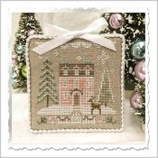Country Cottage Needleworks - Glitter Village - Glitter House 4 THUMBNAIL