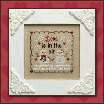 Country Cottage Needleworks - Love is in the Air