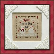 Country Cottage Needleworks - Love is in the Air THUMBNAIL