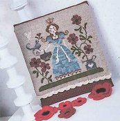 Tralala - La Dame Aux Coquelicots (The Lady With Poppies) THUMBNAIL