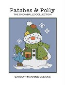 Carolyn Manning Designs - Snowballz - Patches & Polly THUMBNAIL