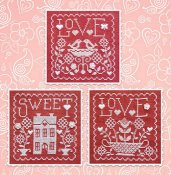 Waxing Moon Designs - Love, Sweet Love THUMBNAIL