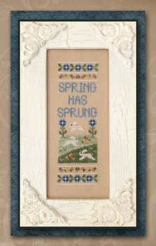 Country Cottage Needleworks - Spring Has Sprung MAIN