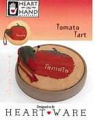 Heart In Hand Needleart - Tomato Tart THUMBNAIL