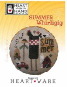 Heart In Hand Needleart - Summer Whirligig THUMBNAIL