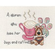 MarNic Designs - A Woman, Who Loves Her Dogs And Coffee!