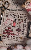Jeannette Douglas Designs - Sew Together #2 Pins & Needles THUMBNAIL