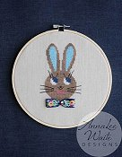Annalee Waite Designs - Ribbon Rabbit Girl RR131_THUMBNAIL