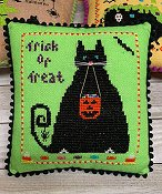 Needle Bling Designs - Sophie's Trick Or Treat (Halloween Mini Series 4 of 7) THUMBNAIL