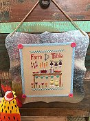 Pickle Barrel Designs - Farm To Table - Part Two THUMBNAIL